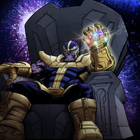 Thanos color